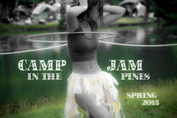 CAMP JAM in the PINES - 2015 Spring