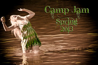 2013 CAMP JAM in the PINES - Spring
