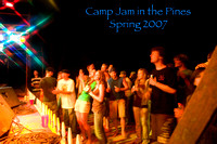 CAMP JAM in the PINES -2007  Spring